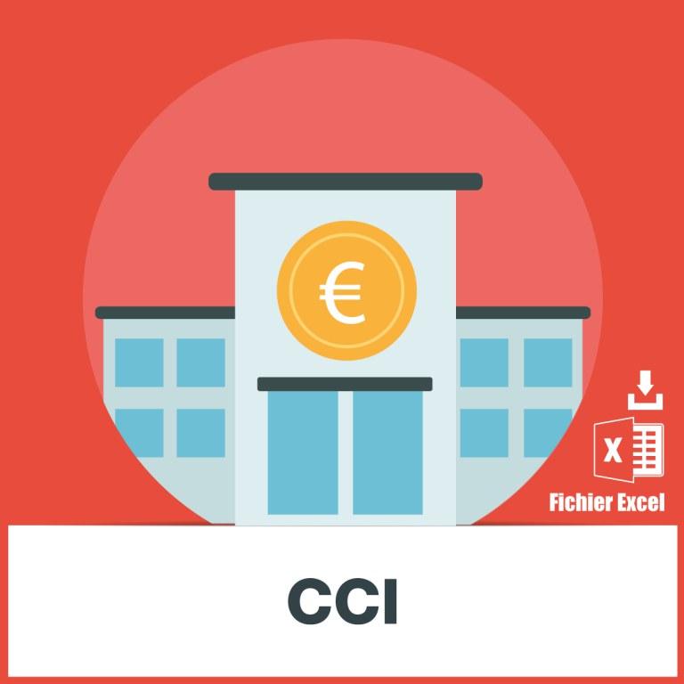 Emails des cci chambres de commerce et d 39 industrie de - Chambre de commerce et d artisanat ...
