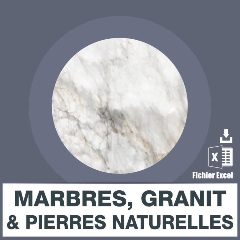 emails vente de marbres granits et pierres naturelles. Black Bedroom Furniture Sets. Home Design Ideas