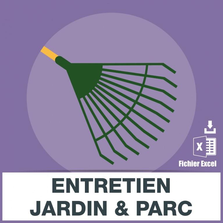 Adresses e mails de soci t s d 39 entretien de jardins - Agent d entretien des parcs et jardins ...