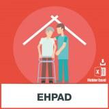Base d'adresses emails EHPAD