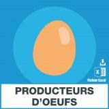 Adresse e-mail producteurs oeufs
