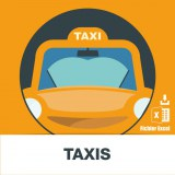 Base d'adresses emails de taxis