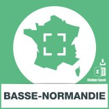 Adresses emails Basse-Normandie