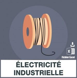 Adresses e-mails électricité industrielle
