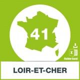 Base adresses e-mails Loir-et-Cher
