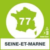 Base adresses emails Seine-et-Marne