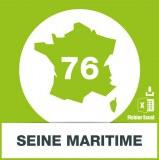 Base adresses emails Seine-Maritime