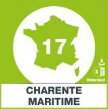 Base adresses emails Charente-Maritime