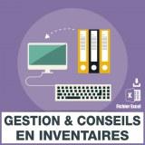 Emails gestion et conseils en inventaires