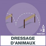 Base adresses e-mails dressage animaux