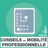 Emails conseil mobilité professionnelle