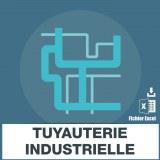 Adresses e-mails tuyauterie industrielle