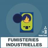 Emails des fumisteries industrielles