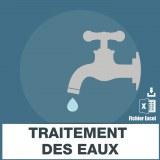 Emails services traitement eaux