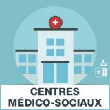 Emails des centres médico-sociaux