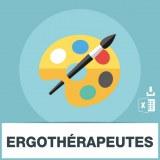 Adresses e-mails ergothérapeutes
