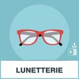 Base adresse e-mail lunetterie