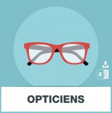 Base d'adresses emails d'opticiens