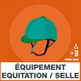 Adresse emails equipement equitation selle