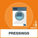 Base d'adresses emails de pressings