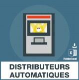 Adresses emails distributeurs automatiques