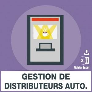 Emails gestion de distributeurs automatiques